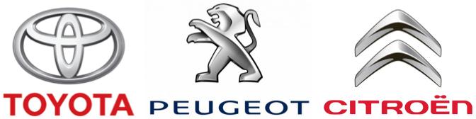 Toyota and PSA Peugeot Citroen