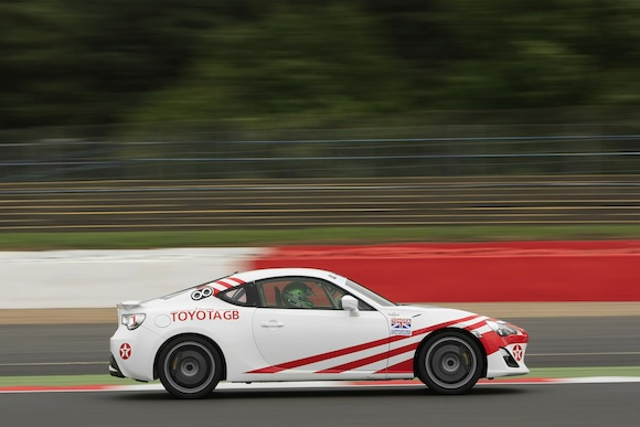 Team Toyota GB Britcar GT86