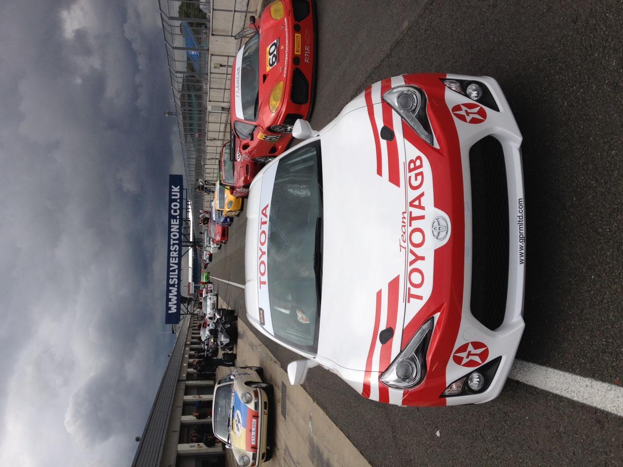Team Toyota GB GT86