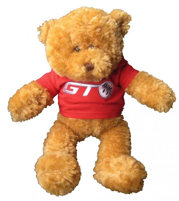 GT86 Teddy Bear