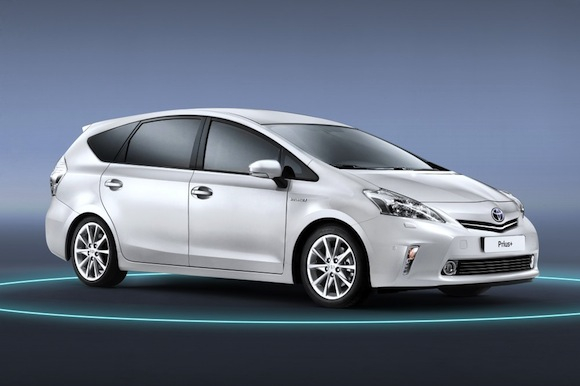 Toyota Prius+ wins What Car? Green Car Award