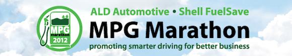MPG marathon logo