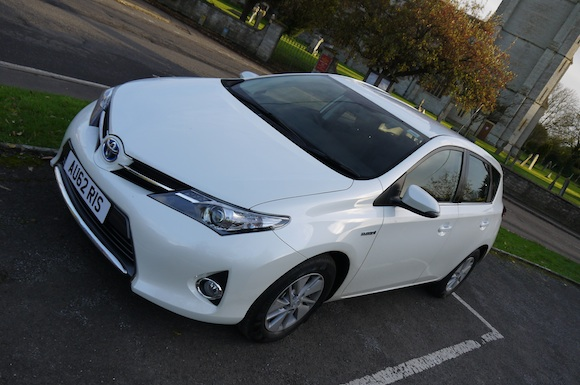 New Toyota Auris exclusive first drive