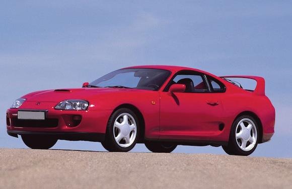Supra Iconic Toyota Models