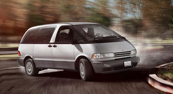 Previa Drift Toyota