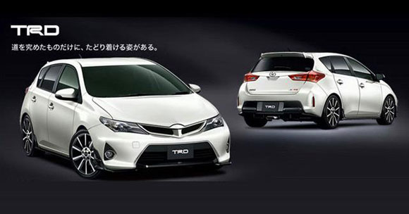 This Is The Toyota Auris You Ve Been Waiting For Toyota