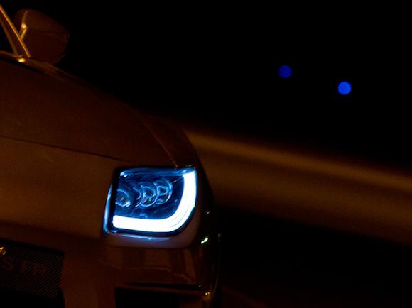 Gazoo GT86 light