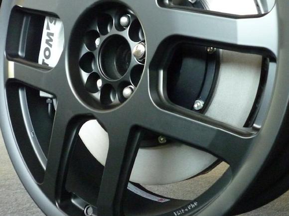 Gazoo GT86 wheel