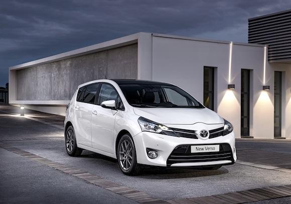 Toyota Verso reviews