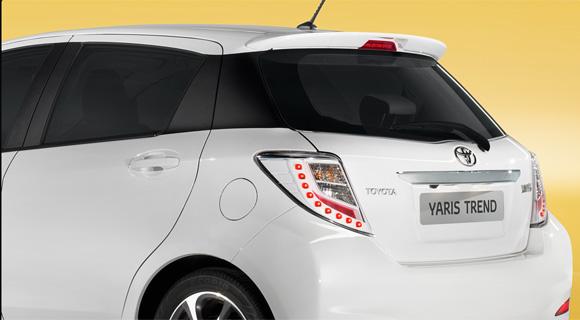 New Toyota Yaris Trend  Toyota