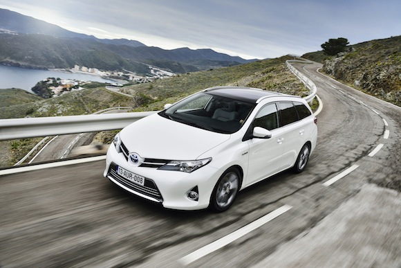 Toyota Auris Touring Sports 1
