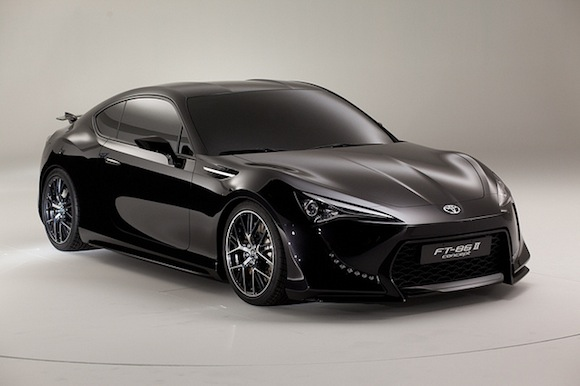 Tada: How Toyota and Subaru created the GT86 - Toyota