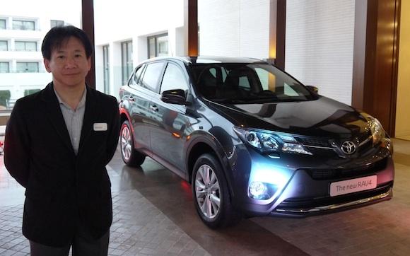 Hiroshi Hiroshima Toyota RAV4