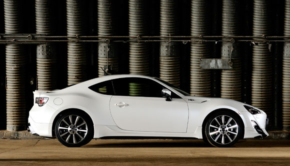 Just Wondering Question About Roof Top >> Official: Toyota GT86 TRD confirmed for UK - Toyota
