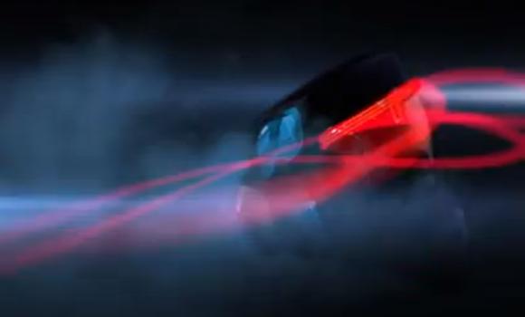 Toyota i-Road rear teaser