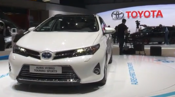 Auris Touring Sports at Geneva