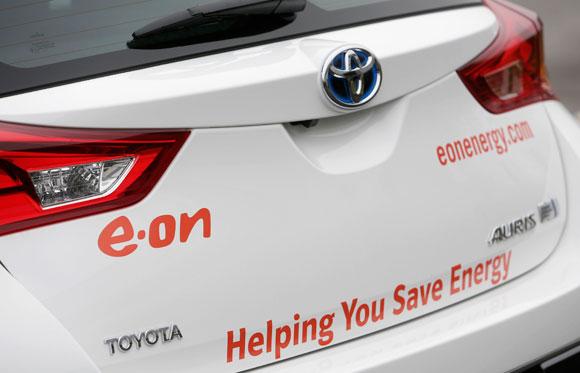 E.ON Toyota Auris