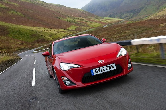 Toyota GT86 makes World Car of the Year shortlist