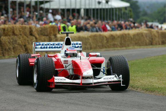 Goodwood Festival of Speed 2003
