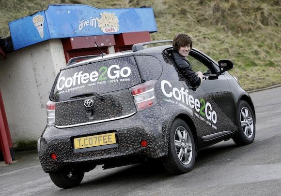Coffee iQ rear