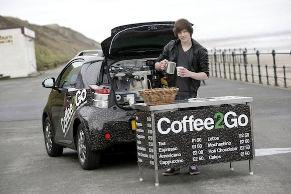 Coffee iQ Jason Bowes