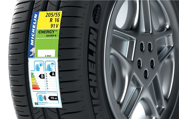 New tyre labelling explained toyota for Energy saver plus