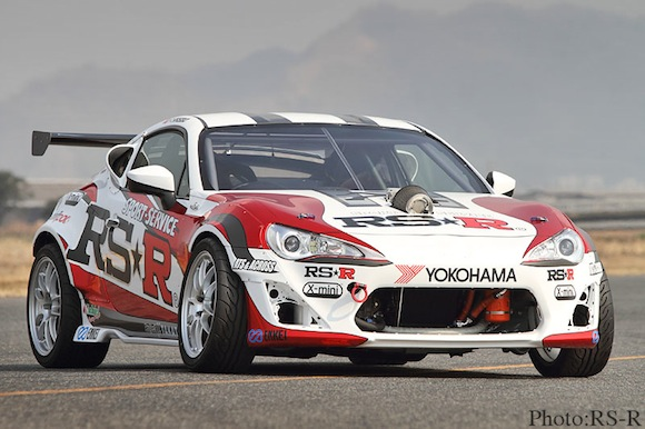 RS-R GT86 V8