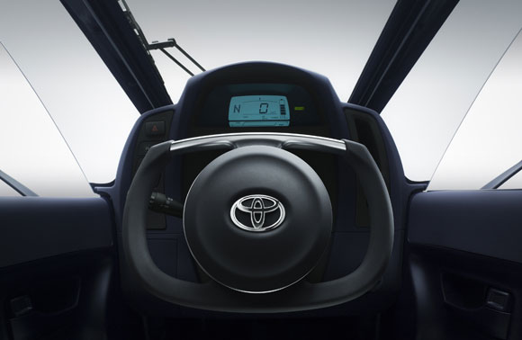 Toyota I Road Concept First Pictures And Video Toyota
