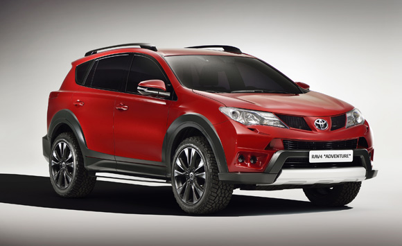 Toyota RAV4 Adventure