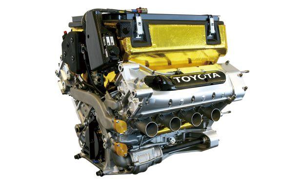RV8K race engine