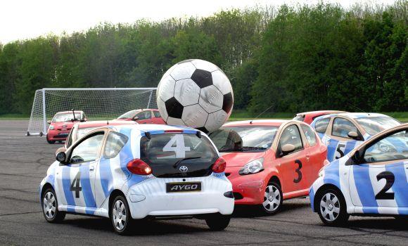Aygo football