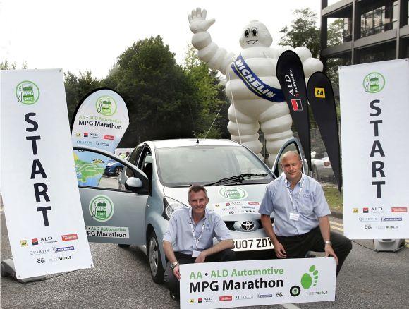 Aygo MPG Marathon