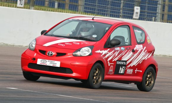 Aygo in Sprint Series