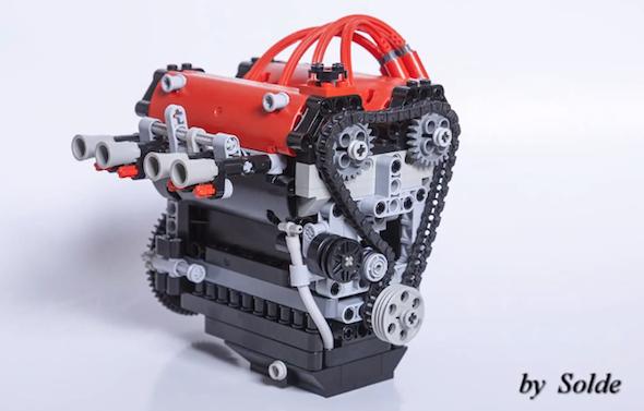 Lego 4AGE engine
