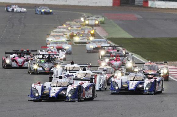 Silverstone-Race
