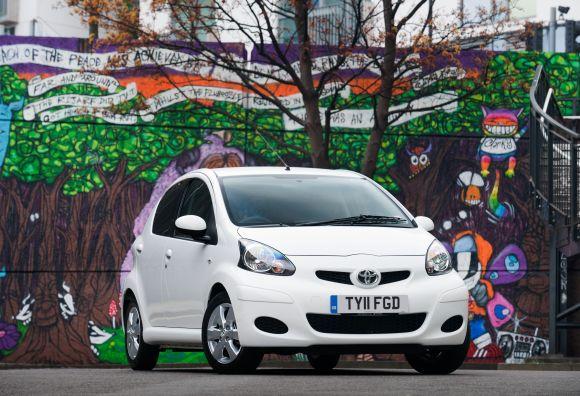 Aygo graffiti
