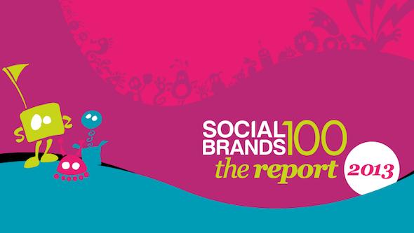 social brands Top 100 image