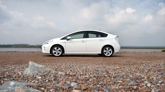 Prius aerodynamic efficiency