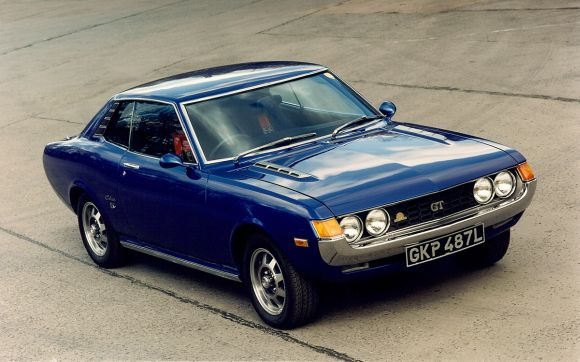 History Of The Toyota Celica Toyota