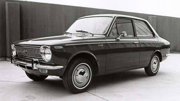 Corolla 01 front