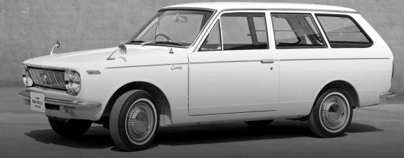 Corolla 01 estate