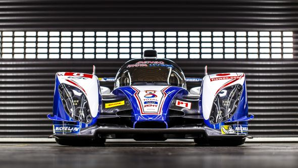 Toyota TS030 front
