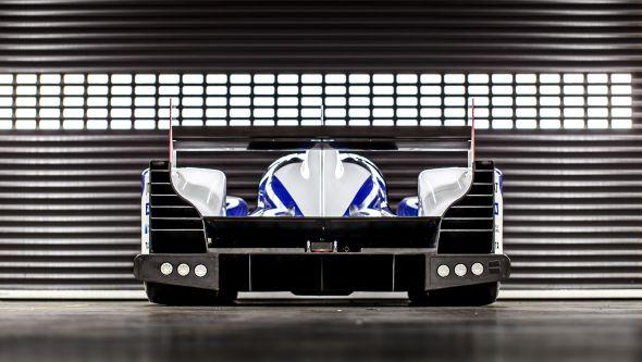 Toyota TS030 rear