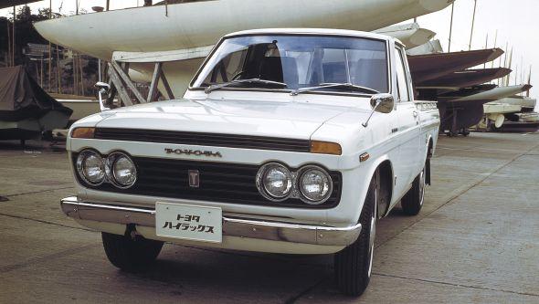 1968 Toyota Hilux