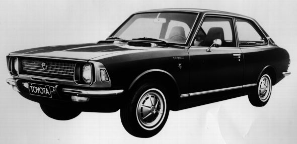 1971 Corolla saloon