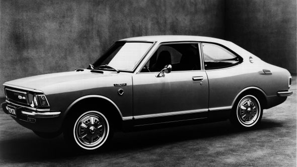 Toyota Corolla Generations 1970 74 Toyota