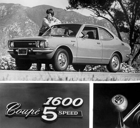 1972 Corolla 1600 Fastback 3