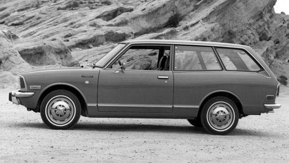 1973 Corolla 1600 Wagon 2