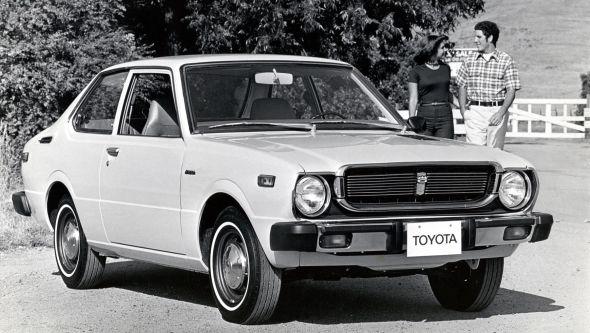 Corolla 3 two-door