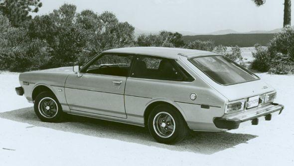 Corolla 3 liftback rear
